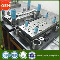 High quality connecter stamping die,metal stamping die for bracket,stamping die for auto parts