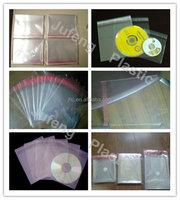 BOPP Bags, CD Sleeves, Plastic Packaging Bags