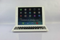 Economic latest aluminum keyboard case for ipad 2 3 4