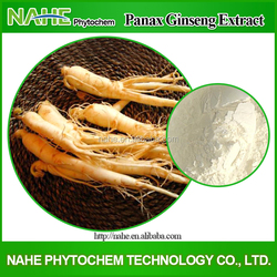 Medicine herbs china factory supply solvent extraction ginseng root extract