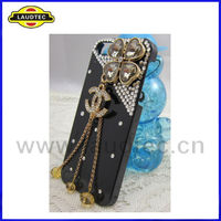 Stylish 3D for iPhone 5 Crystal Bling Diamond Case ,Rhine stone Case for iPhone 5--Laudtec