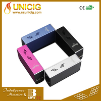 New Hot Seller Orginal Manufacturer Temperature Control Kratos Box Mod Authentic Cigarro Electronico for Sell