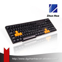 Grade A quality Ultra thin Computer Keyboard with Competitive pirce