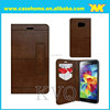stich leather case for samsung, leather flip case for samsung galaxy express, leather case for samsung galaxy win i8552