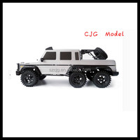 High quality Promotion 6WD Electric 1/10 2.4G RC Hobby Truck