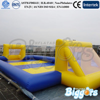 Hot Sale Inflatable Football Pitch Inflatable Football Tunnel China