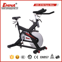 Fitness heavy flywheel indoor cycling exercise bike