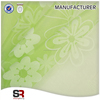 Factory Price 100% Polyester Organza Fabric for flower wrapping / holiday decoration fabric