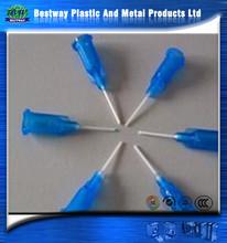 Corrosion resisting PP Flexible glue head, Dispensing syringe needle, Glue dispenser needle