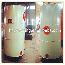 0.7MPa LSS Series Vertical Diesel/Gas/lpg/Oil fired Steam Boiler for industrical use