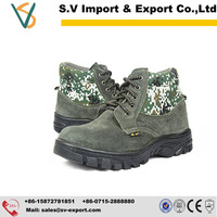 2015 new leather safety shoes for men