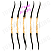 china handmade archery recurve bow traditional wooden bow