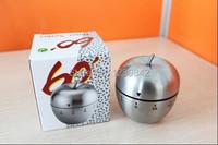 Новые кулинарные инструменты магнитный кухонный таймер для кухня 60 минут отсчет яйцо таймер моды часы хорошие Кухонные аксессуары
