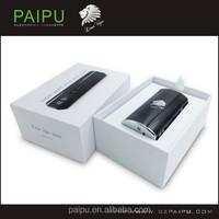lion vape Carbon fiber 30w box mod adjustable wattage 30w mechanical mod vaporizer