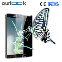 9H hardness temperted glass screen protector for mobile phone