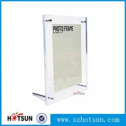 plex picture frame with screws wholesale China factory