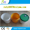 10L pp plastic bucket used for paint, coating ,latex,lubricating packing