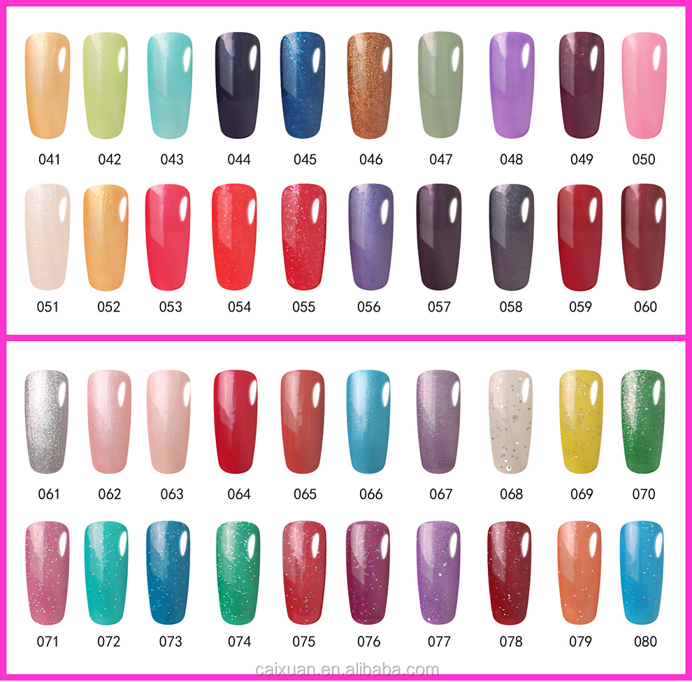 High Quality Soak Off Private Label Uv Gel Polish Brands Free Sample 3d Color Nail Acrylic Powder