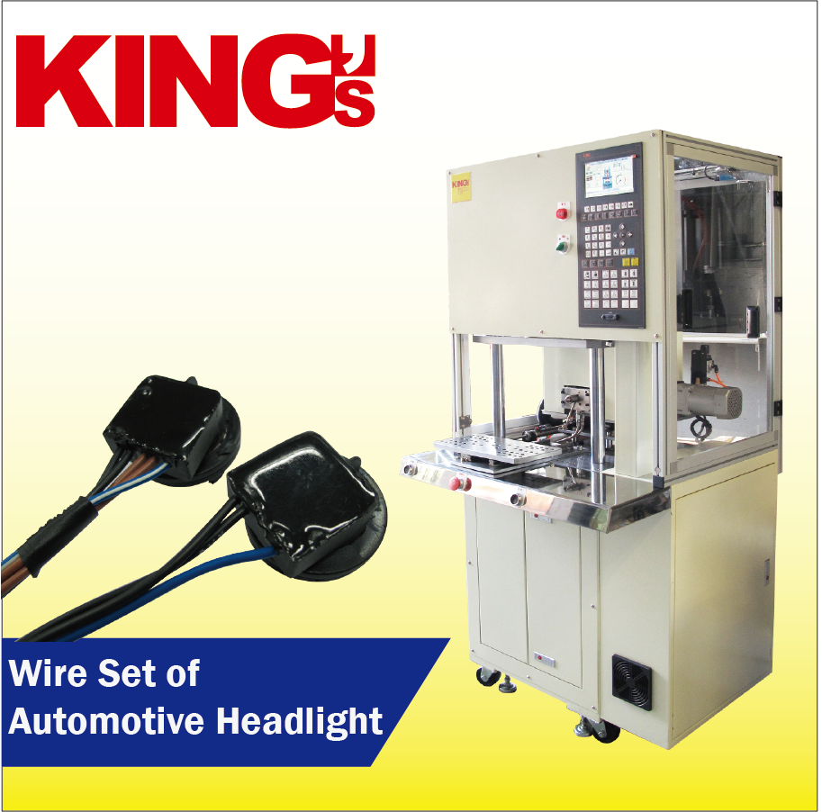 KING'S Low Pressure Injection Molding Machine Wire Set of