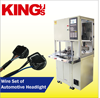 KING'S Low Pressure Injection Molding Machine Wire Set of Automotive headlight