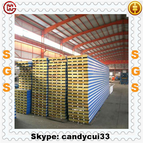Thermal insulation rockwool panels roof buy internal for Rockwool insulation panels