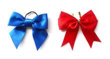 2014 hot sale custom ribbon tie gift bags