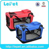 Soft Pet Carrier Comfort Travel dog Bag Airline Approved wholesale