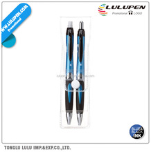 Helix Ballpoint And Promotional Pencil Set (Lu-Q14013)