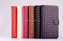 Knit Pattern Leather Case for Samsung Galaxy S6 G920/S6 Edge G925