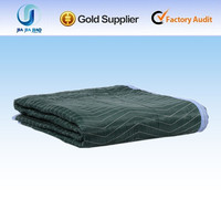 furniture moving mats for movers quilted fill with 100% recycle cotton