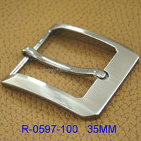 2015 Fashion zinc alloy belt Pin buckle / Brush NP metal buckle