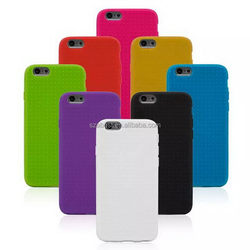 Durable hot sell silicone smart case wallets