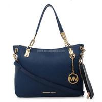 2015 Latest Design MK Fashion Bag Designer MK Women Brand Name Handbags MK Leather Purse