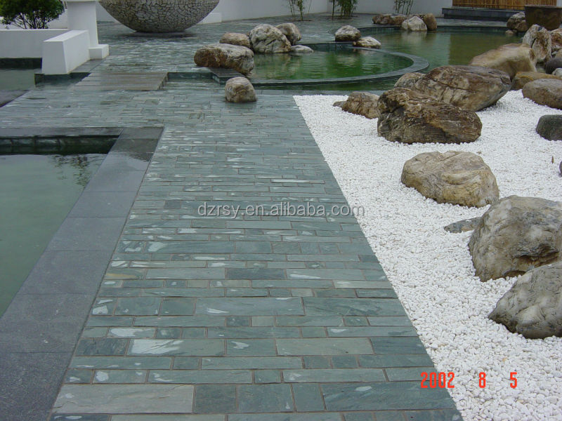 Cheap Patio Paver Stone For Sale slate Cultured Paving