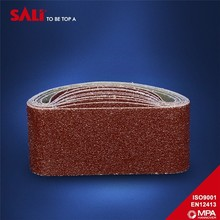 Aluminum oxide sanding belt, 4x36 sanding belts