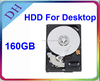 DESKTOP refurbished SATA 160gb hdd internal/ 3 main manufacturers of hard disk
