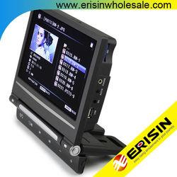 "Eirisn ES398 9"" Car Headrest Monitor DVD MP5 Player"