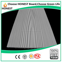 Extreior fiber cement board from fiber cement board production line