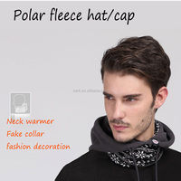 New products wholesale fleece knitted polar fleece balaclava ski mask caps and hats