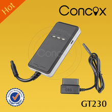 Concox Upgraded Intelligent Smart OBD II Car GPS+AGPS+LBS Tracker GT230 with Accurate Triple-locating Function