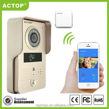 2015 new WiFi Hot selling Original new & High quality wireless wifi video door phone