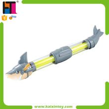 Outdoor Playing Toy Shark Shape Plastic High Power Water Gun