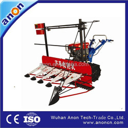ANON 4g 160 tractor wheat cutting machines