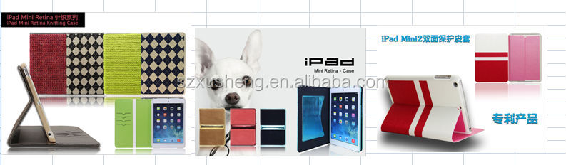 special black standing fancy case for ipad 3