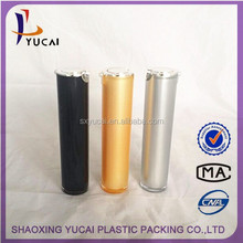 high quality wholesale acrylic cosmetic container plastic square bottles royal cream bottle