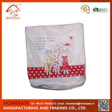 Wholesale custom shopping reusable non-woven tote bags