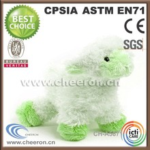 Plush material type and sheep plush sheep toys