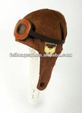 child fur winter hat
