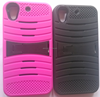 Hot sale fashion robot combo case in alibaba for htc desire A22/626