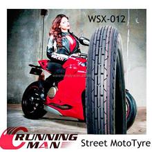 250-18 Motor Tyre For Street Motorcycle